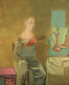 The Glazier, 1940, oil on canvas, The Metropolitan Museum of Art, New York, Collection Thomas B. Hess, 1984 © VBK, Wien, 2005