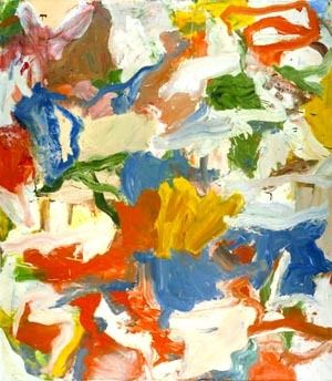 Untitled III, 1975, oil on canvas, private collection © VBK, Wien, 2005