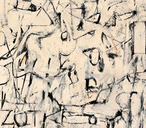 Zot, 1949, oil on paper and wood, The Metropolitan Museum of Art, New York, Collection Thomas B. Hess, 1984 © VBK, Wien, 2005