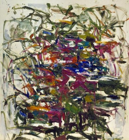 Joan Mitchell, Untitled, 1957, Cheim & Read, New York © The Estate of Joan Mitchell