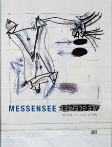 Cover Messensee Katalog © Bank Austria Kunstforum Wien