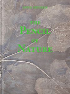 THE PENCIL OF NATURE - Anna Artaker Ausstellungskatalog © Bank Austria Kunstforum